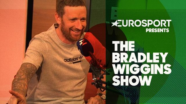 The Bradley Wiggins Show: GB cycling's golden year, with Geraint Thomas
