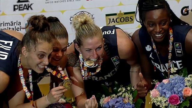 FIBA 3x3 Europe Cup, Francia-Olanda 21-5: gli highlights della finale femminile