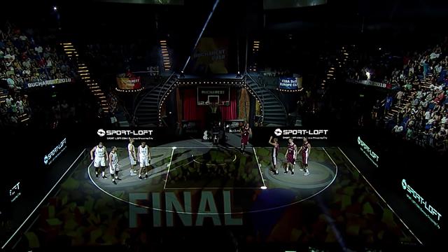 FIBA 3x3 Europe Cup, Serbia-Lettonia 19-18: gli highlights della finale maschile