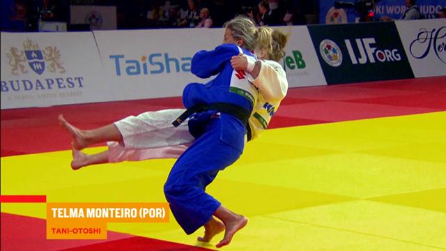 International Judo Federation: la top 5 dei Mondiali 2017