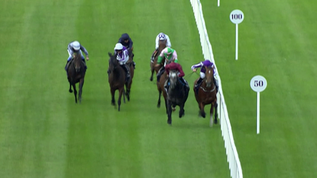 Longines Race of the Week: Roaring Lion and Saxon Warrior clash in Irish Champion Stakes