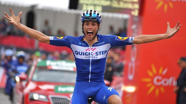 """Fritsch : """"À part ses parents, personne n'imaginait Enric Mas sur le podium de la Vuelta"""""""