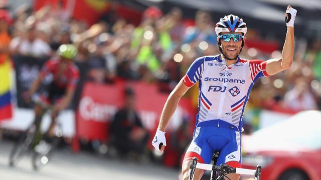 """Fritsch : """"Cette Vuelta est le plus beau grand tour de Pinot avec le Giro 2017"""""""