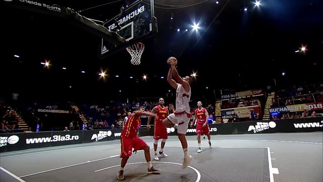 Dusan Bulut - Men's MVPat FIBA 3x3 Europe Cup 2018