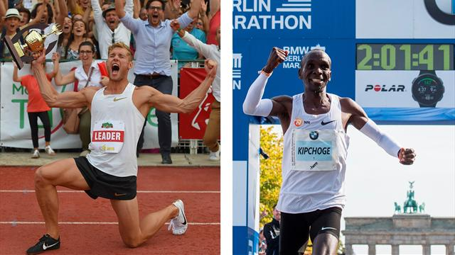 Two stunning world records: One historic day in athletics