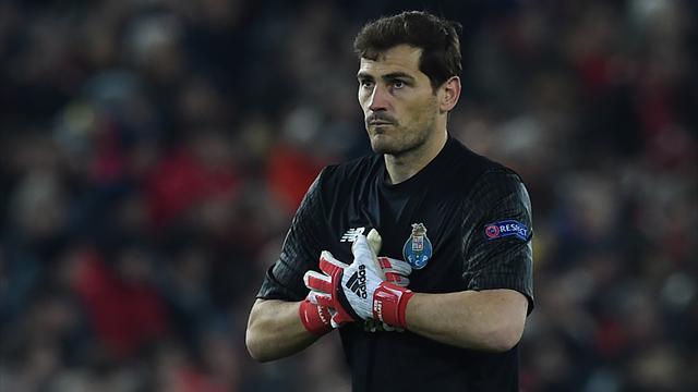 20. Saison in der Champions League: Casillas schreibt auf Schalke Geschichte