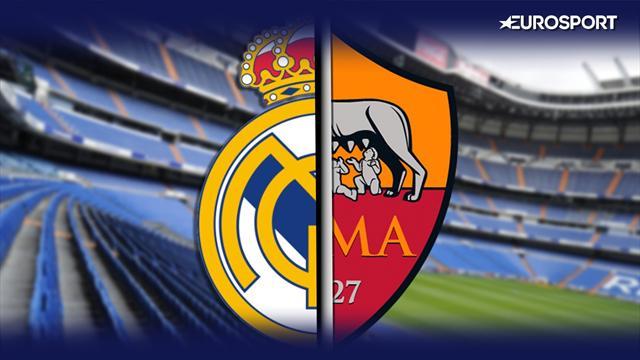 D nde televisan el real madrid vs roma champions league for Televisan el madrid hoy