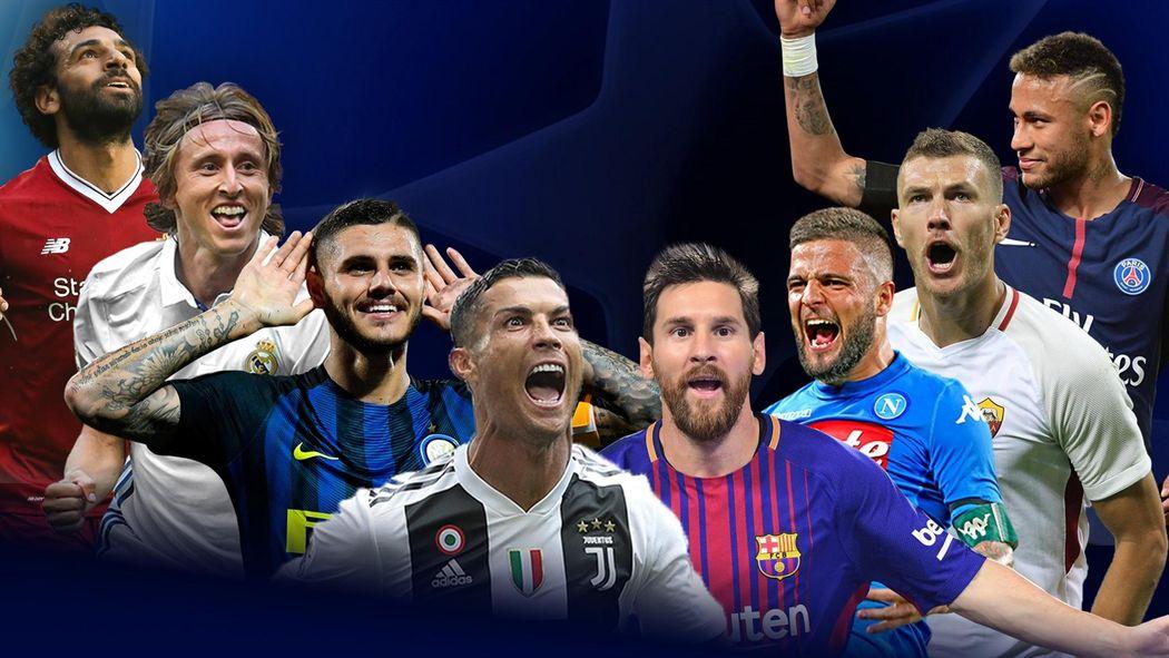 Dalla Juve di Ronaldo al PSG di Buffon e Neymar  le 10 domande alla  Champions League 2018-2019 - Champions League 2018-2019 - Calcio - Eurosport 4cee3d9428bc