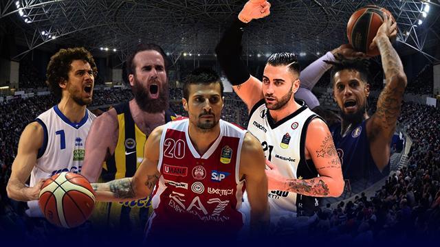 Guida tv della settimana: tutto il basket in diretta su Eurosport 2 ed Eurosport Player
