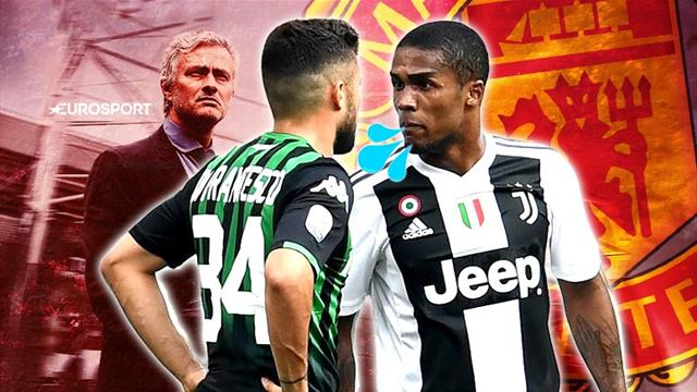 Euro Papers: Could Douglas Costa 'spat' lead to United transfer?