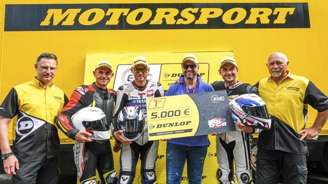 Wójcik Racing Team wins EWC Dunlop Independent Trophy