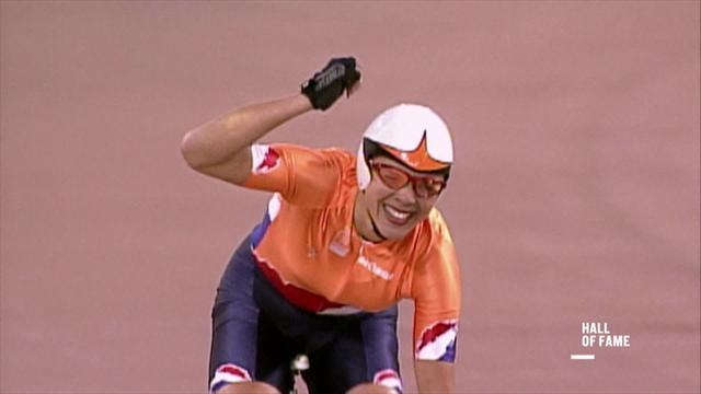 Hall of Fame de los grandes deportistas olímpicos: Leontien van Moorsel, la ciclista más completa