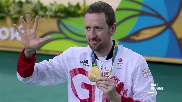 Hall of Fame de los grandes deportistas olímpicos: Bradley Wiggins, la gran gloria de Gran Bretaña