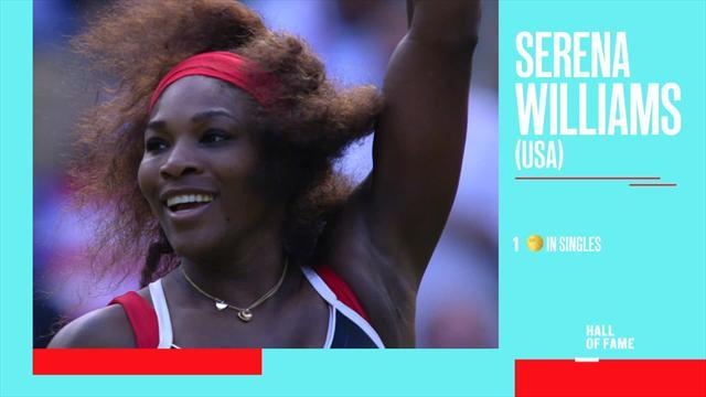 Hall of Fame de los grandes deportistas olímpicos: Venus y Serena, las hermanas de oro