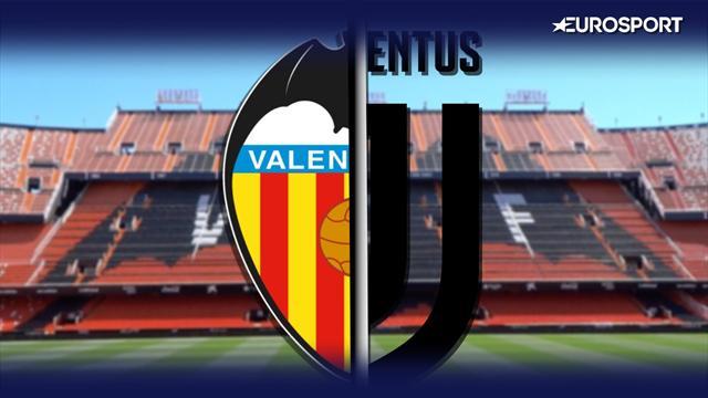 La previa en 60 segundos del Valencia-Juventus