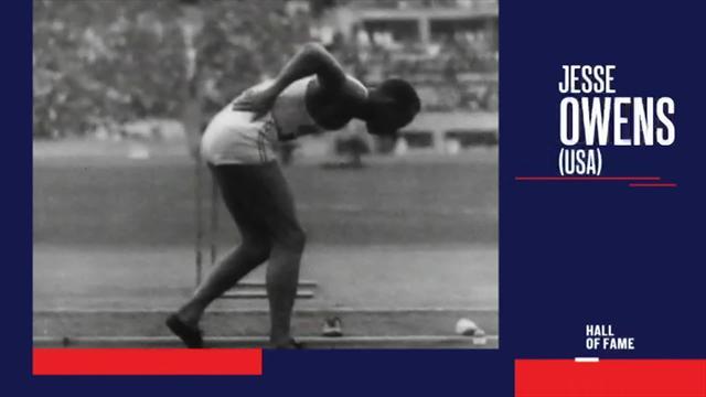 Hall of Fame: Jesse Owens schreibt in Berlin Geschichte
