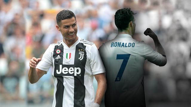 Ronaldo, nouveau départ pour l'Histoire