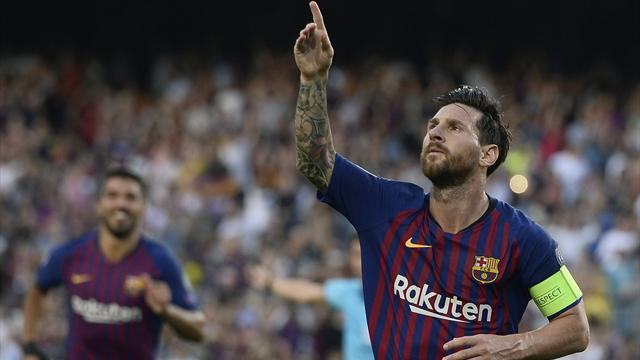 Un triplé de Messi, un show de Dembélé : le Barça s'est régalé