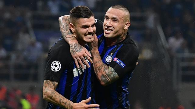 L'Inter renverse Tottenham sur le fil