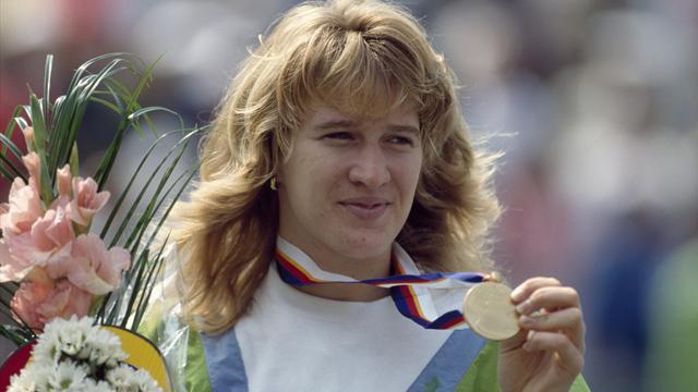 Hall of Fame de los grandes deportistas olímpicos: Steffi Graff y su consagración en Seúl' 88