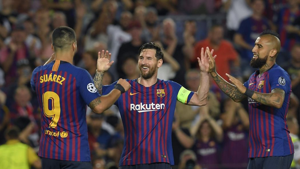 Image result for barcelona champions league 2019