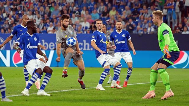 """Umstrittener Elfer kostet Schalke den Auftaktsieg: """"Kannst du nicht geben!"""""""