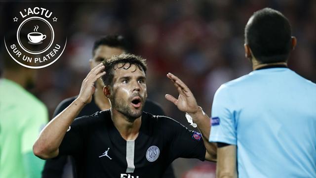 PSG, Monaco, City-OL, ATP Metz, Bleus : L'actu sur un plateau