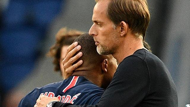 Tuchel : «Mbappé doit encore apprendre de ces matches pour s'améliorer»