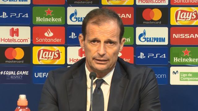 """Allegri frena gli entusiasmi: """"Juve favorita per la Champions? Facciamo un passo alla volta"""""""