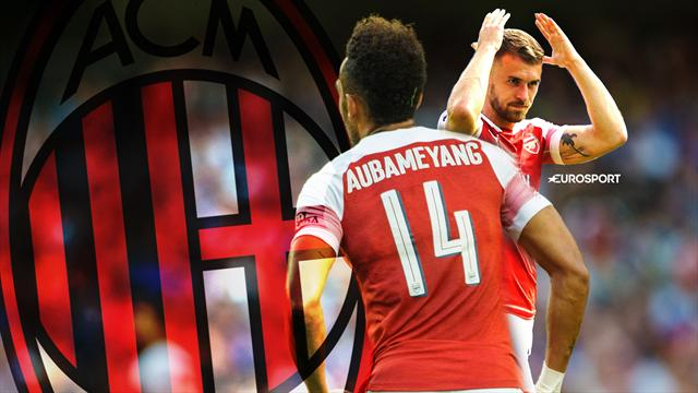 Euro Papers: Will Aubameyang and Ramsey join Gazidis at AC Milan?