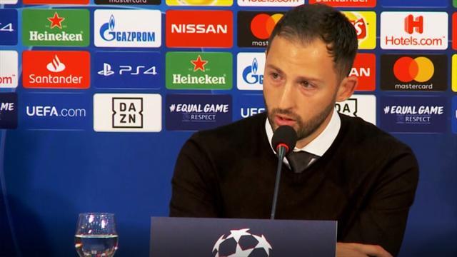"""Tedesco nach Remis gegen Porto: """"Spieler haben sich zerrissen"""""""