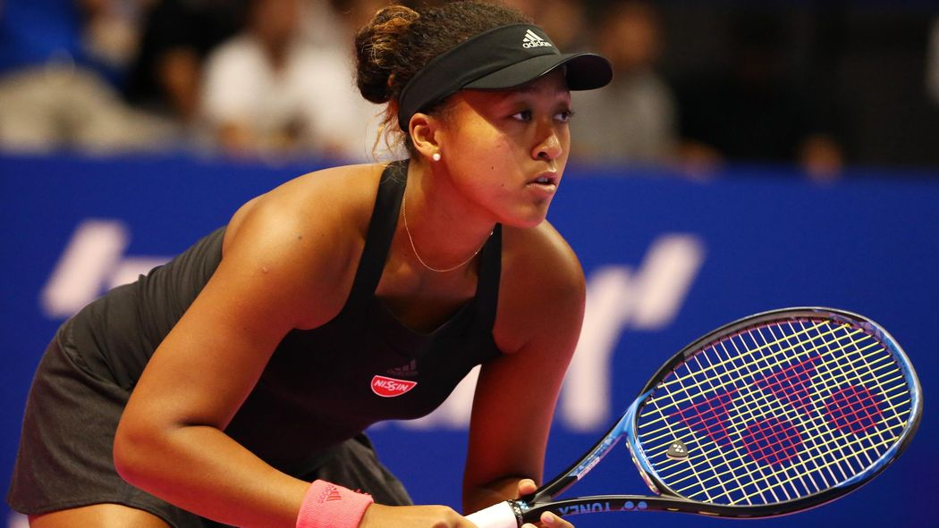Tennis News Us Open Champion Naomi Osaka Eases To Victory On