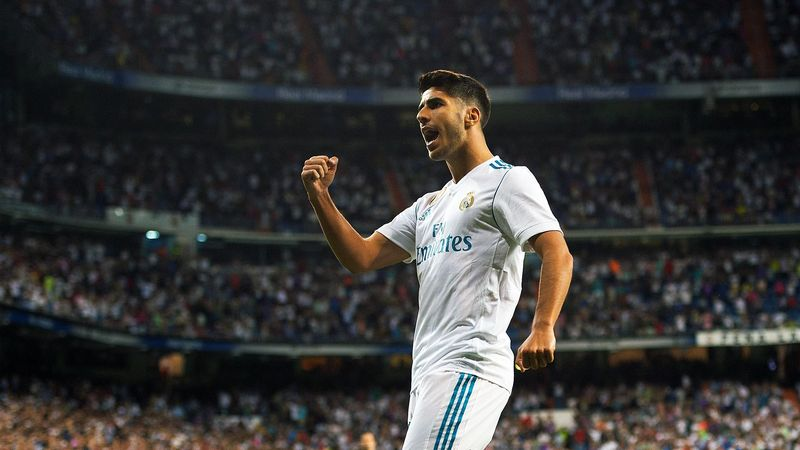 Marco Asensio (Real Madrid)