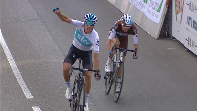En pleine bourre, Moscon a réglé Bardet sur le Tour de Toscane