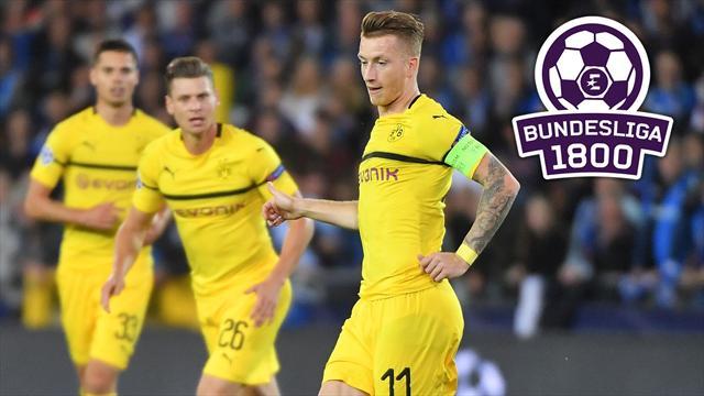 Bundesliga 1800 #18: Darum ist Dortmund noch nicht bei 100 Prozent