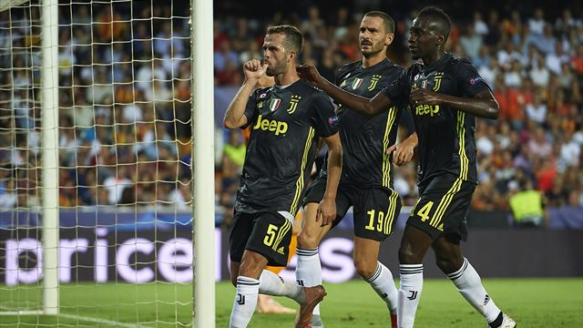 Juventus gewinnt trotz Ronaldo-Rot