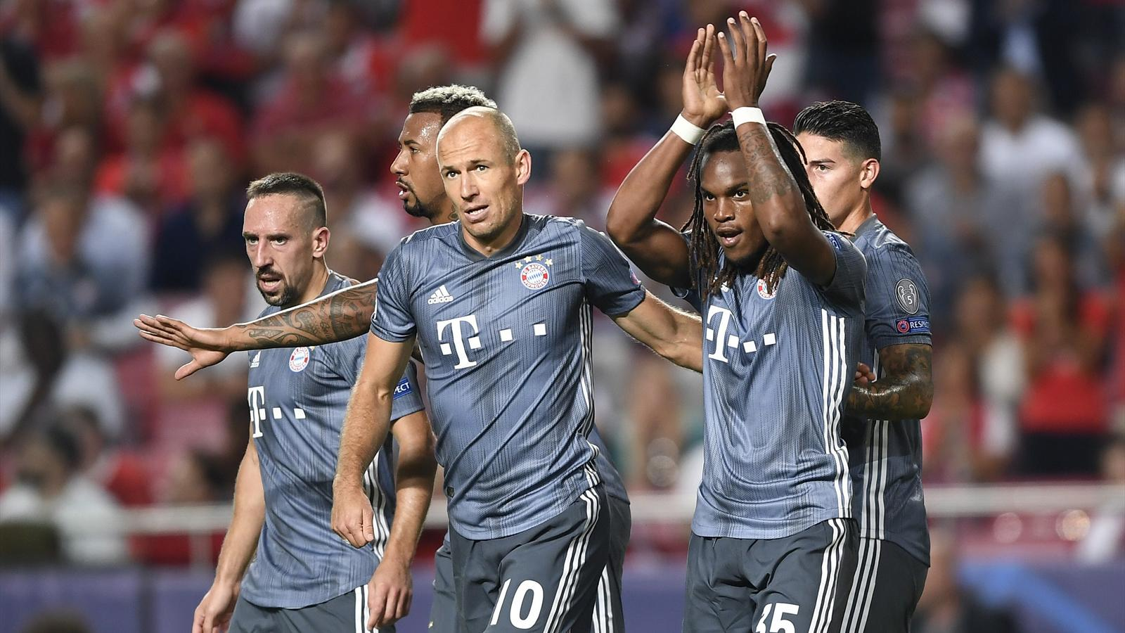 Seconda Maglia FC Bayern München Serge Gnabry