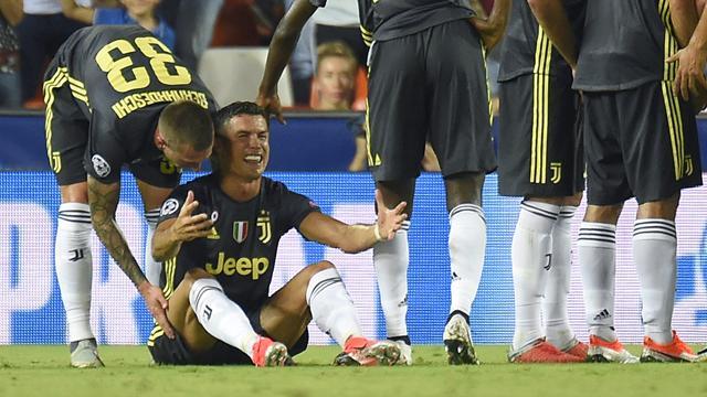 Cristiano Ronaldo e le lacrime che hanno fatto il giro del mondo
