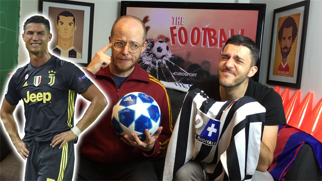 The Football Show: Have some respect - you just don't do that to Ronaldo!
