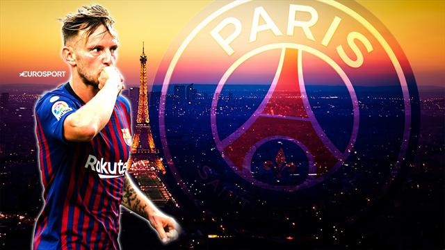 Euro Papers: PSG in stunning €125m swap offer for Rakitic