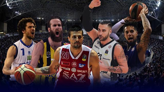 Basket Live su Eurosport ed Eurosport Player! Tornano Serie A, Eurolega, Eurocup e Champions League