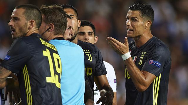 Le carton rouge de Ronaldo jugé dans une semaine