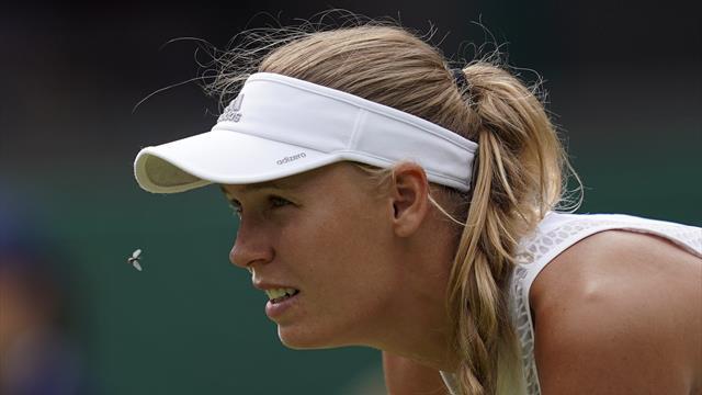 Italian job: Wozniacki's Tokyo reign ended by Giorgi