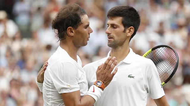 Nadal-Djokovic, duel parisien pour trône mondial