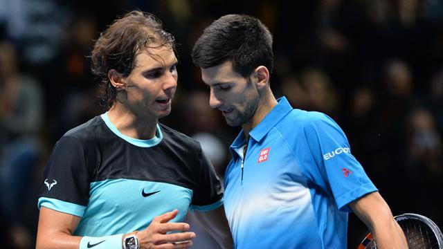 Ferrero mise sur un duel Djokovic - Nadal en 2019