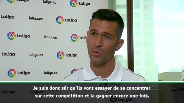 "Interview - Luis Garcia : ""Le Barça ne va pas mettre de côté la Liga"""