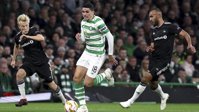 Celtic straffet Rosenborg i sen 1-0-seier