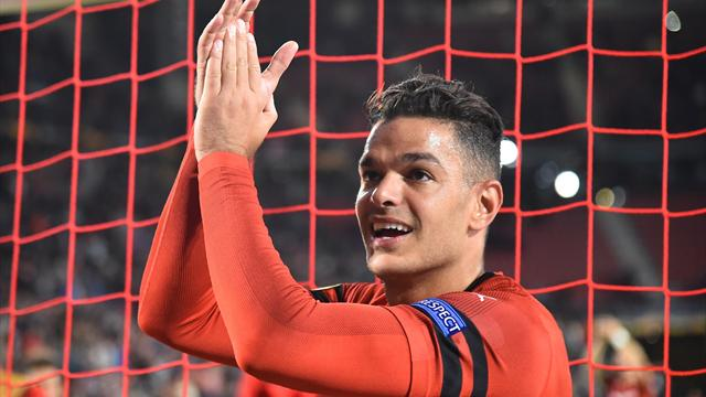 Décisif et acclamé, Ben Arfa a connu des débuts de rêve à Rennes