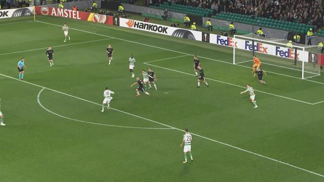 Höjdpunkter: Rosenborg föll tungt i slutminuterna