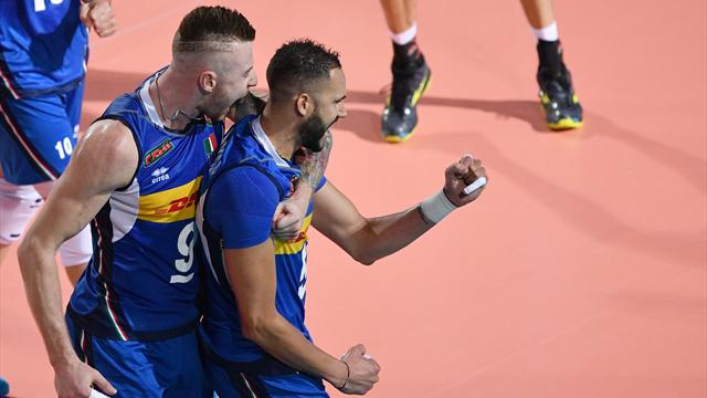 L'Italia è già qualificata alla Final Six! Gli azzurri volano a Torino ringraziando gli USA